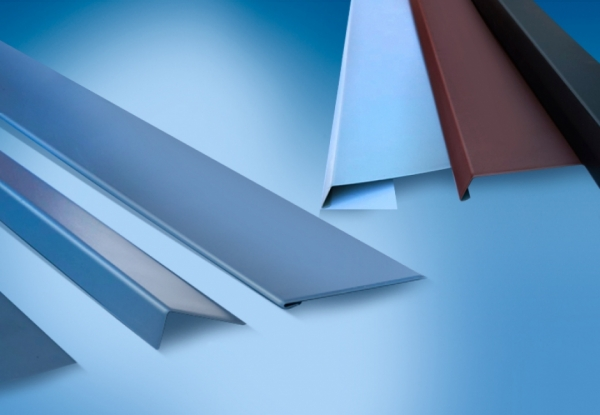Plastic coated sheet metals